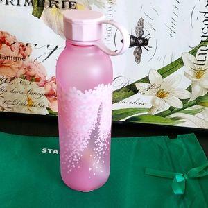 Starbucks PINK Cherry Blossoms Bottle